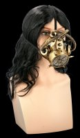 Steampunk Gasmaske - Dark Hazard