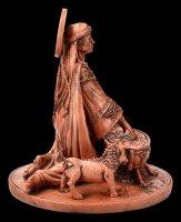 Celtic Goddes of Fertility - Cerridwen