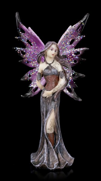 Purple Fairy Figurine - Seta