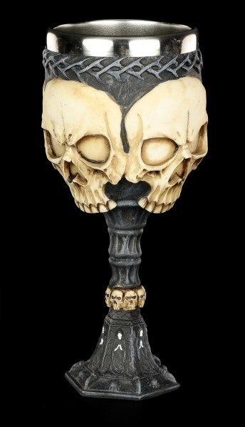 Goblet Four Skulls
