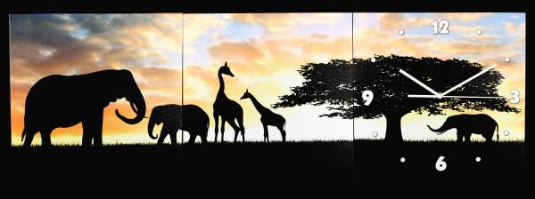 Clock - Africa
