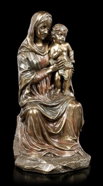 Maria Figur mit Jesuskind