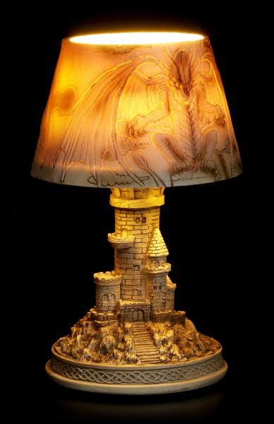 LED Nachtlicht mit Drachen - Out of the Darkness