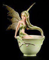 Elfen Figur - Green Tea Faery