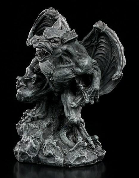 Lurking Gargoyle Figurine