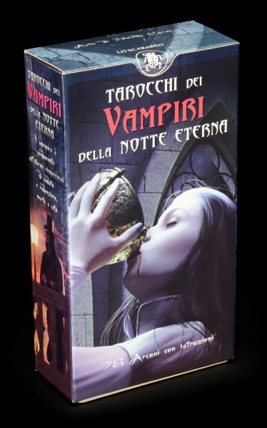 Tarotkarten - Vampir der ewigen Nacht Tarot