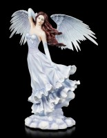 Large Angel Figurine - Lydia with spreading Wings