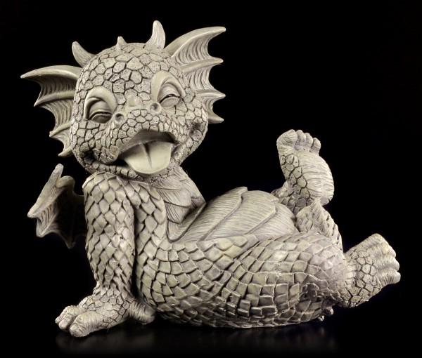 Drachen Gartenfigur - Oh Happy Day