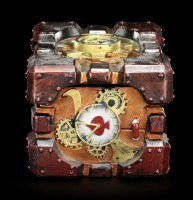 Steampunk Schatulle - Rechteck