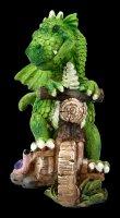 Cute Dragon Figurine - Joy Ride