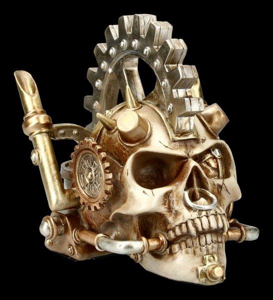 Alchemy Steamhead Skull