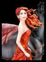Fairy Figurine - Echoes of Autumn by Nene Thomas