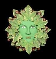 Garten Wandrelief - The Lady Tendril