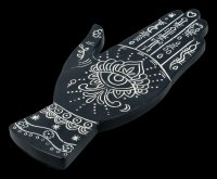 Incense Stick Holder - Hamsa Hand