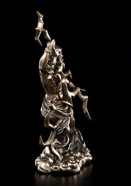 Zeus Figur - Oberster olympischer Gott