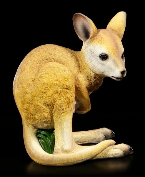 Gartenfigur - Junges Känguru
