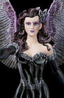 Large Dark Angel Figurine - Maeven