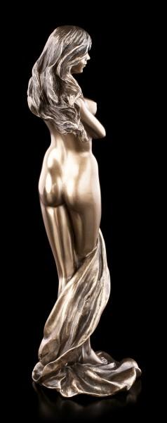 Female Nude Figurine - Drops the Blanket slowly