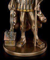 Heiligen Figur - Hl. Florian - Der Blühende