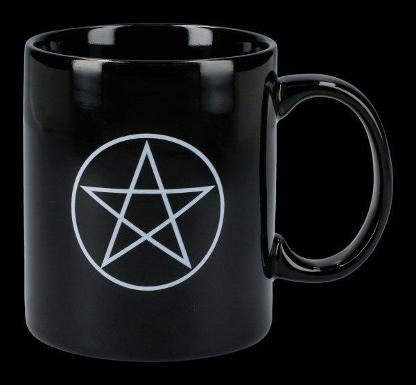 Ceramic Mug - Pentagram