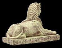 Altägyptische Figur - Sphinx