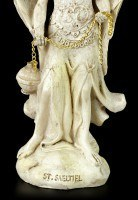 Small Archangel Figurine - Saeltiel - White