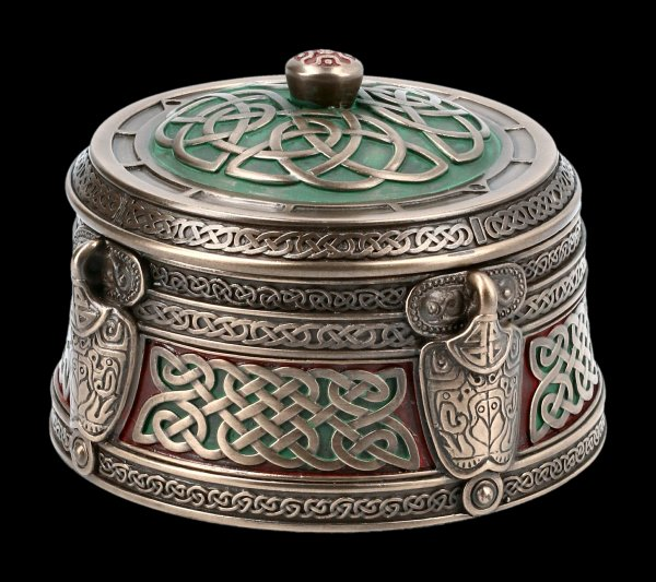 Celtic Box - Odin's Treasure