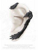Raven - Alchemy Gothic Earring