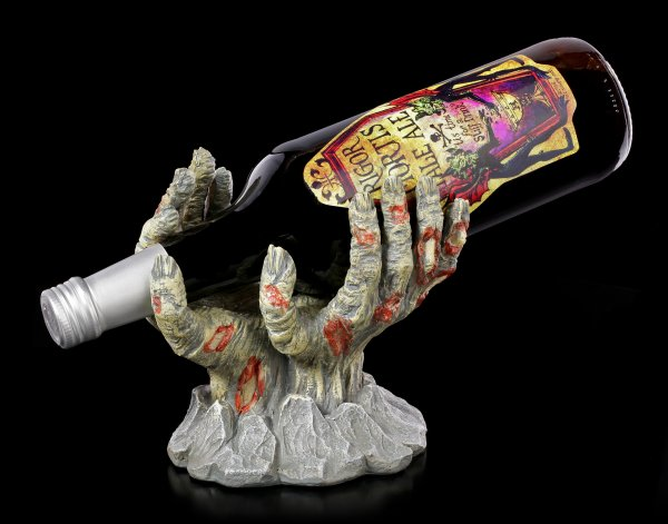 Bottle Holder - Zombie Hands