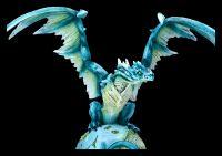 Dragon Figurine - Planet Earth