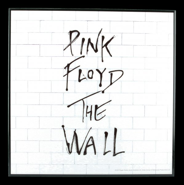 Pink Floyd Crystal Clear Picture - The Wall