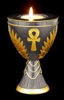 Egyptian Tealight Holder - Ankh