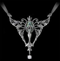 Alchemy Gothic Halskette - La Belle Esprit