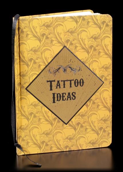 Hardback Journal - Tattoo Ideas