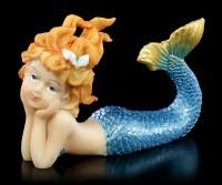 Mermaid Figurine - Luana lying