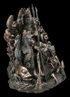 Römische Götter Figur - König Neptun