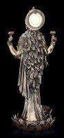 Große Indische Hindugott Figur - Lakshmi