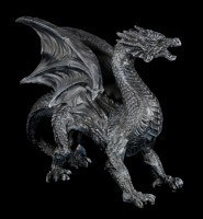 Drachen Figur - Dragon Watcher