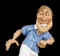 Funny Sports Figurine - Footballer No. 10