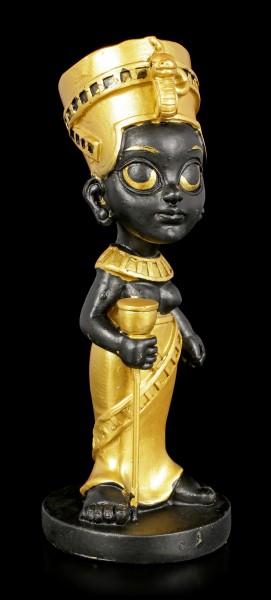 Cute Nefertiti Figurine