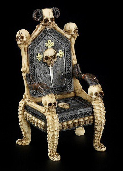 Small Skull Throne