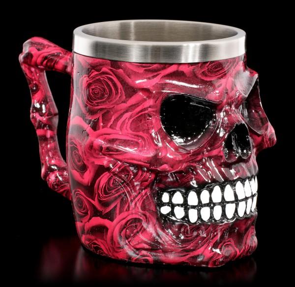 Totenkopf Krug - Romance Skull