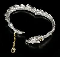 Alchemy Gothic Bangle - Dragon's Lure