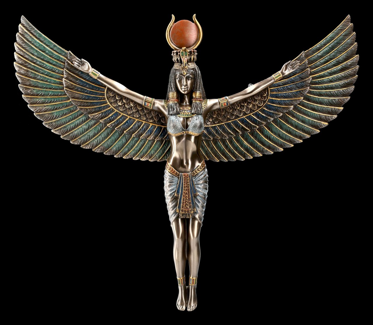 Egypt Wall Ornament - Isis Figurine