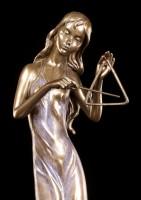 Female Figurine - Lady with Triangle