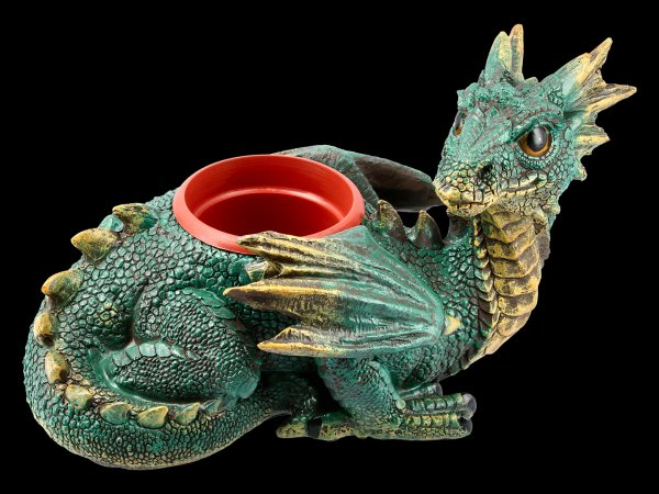 Dragon Plant Pot - Protector