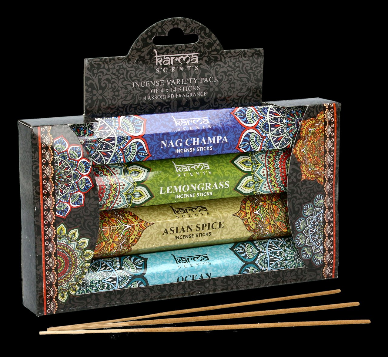 Incense Sticks Box - Karma Gift Pack