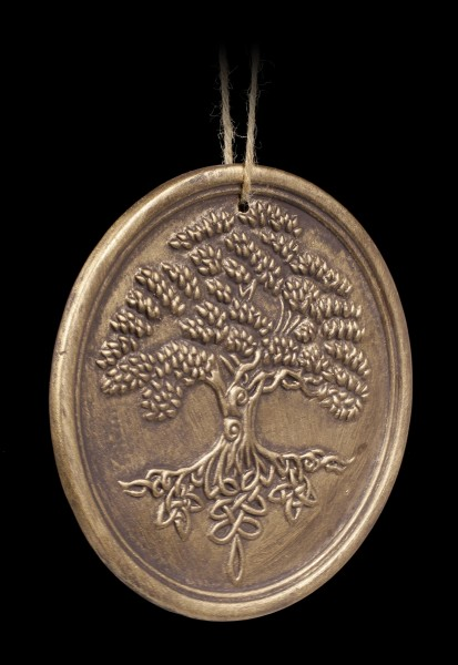 Plaque - Tree of Life by Lisa Parker