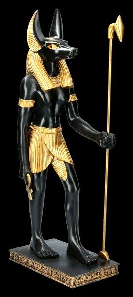 Große Anubis Figur