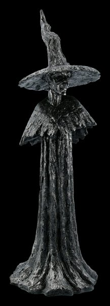 Small Black Witch Figurine - Talyse